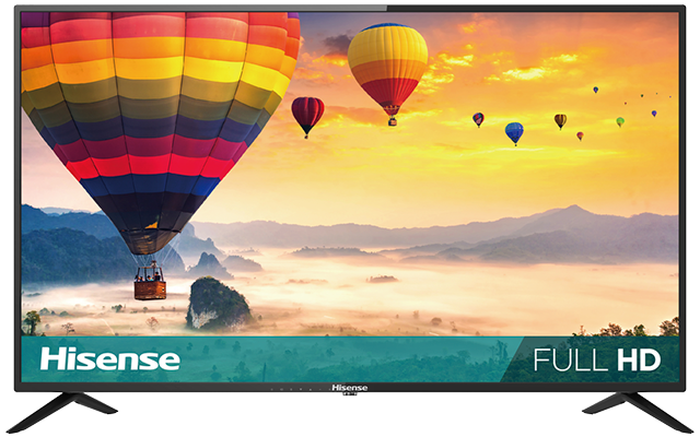 "Full HD Hisense Feature TV (39.5"" diag)"